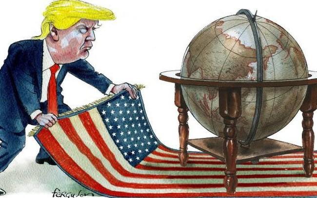 Mỹ đang phủ nhận thế giới do chính tay mình tạo ra?