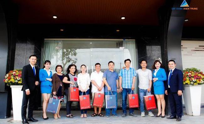 Cư dân dự án Shophouse thông minh hân hoan đón Tết Mậu Tuất 2018