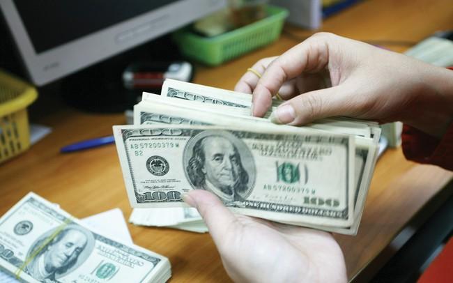 USD ngân hàng bật tăng trở lại