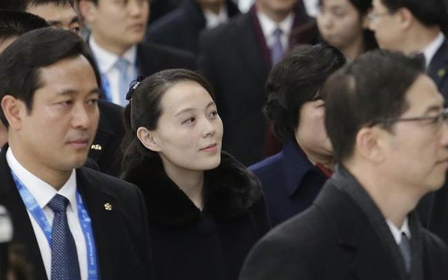 Em gái nhà lãnh đạo Triều Tiên Kim Jong Un xuất hiện tại Hàn Quốc