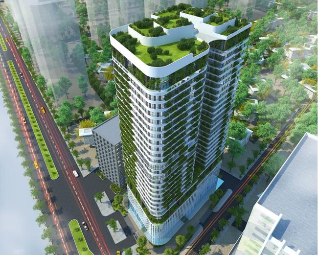Hà Nội: Đường Lê Văn Lương có thêm dự án chung cư cao cấp
