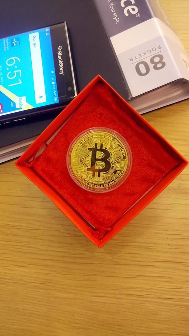Đồng xu bitcoin giá bạc triệu nay còn vài chục nghìn