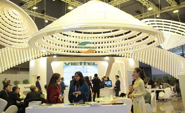 """MWC 2018: Viettel nổi bật giữa những """"ông lớn"""" của ngành di động toàn cầu"""