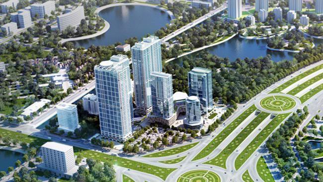 Savills Việt Nam chính thức cung cấp dịch vụ quản lý bất động sản tại dự án Thăng Long Number One