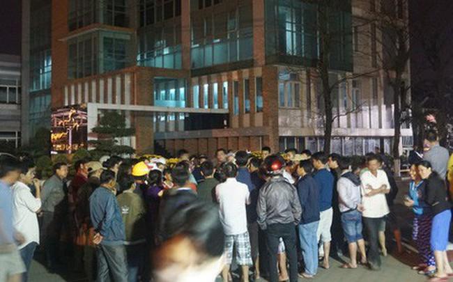 Dừng hoạt động vô thời hạn 2 nhà máy thép gây ô nhiễm bị người dân Đà Nẵng bao vây