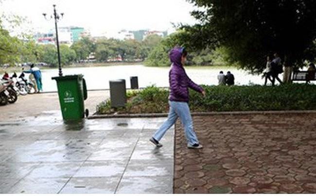 Hà Nội thay thế 20 loại gạch, đá lát xung quanh hồ Hoàn Kiếm