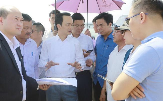 """Tỷ phú Trịnh Văn Quyết tính """"chơi lớn"""" ở Quảng Ngãi; cất nóc toà nhà cao nhất Việt Nam"""
