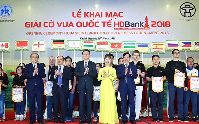 Cờ vua là môn thể thao của Việt Nam đạt trình độ thế giới
