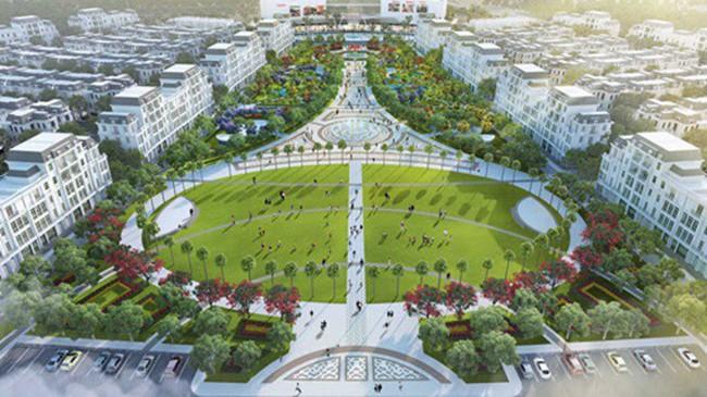 Việt Kiều Hải phòng tìm mua biệt thự và nhà phố Vinhomes Imperia