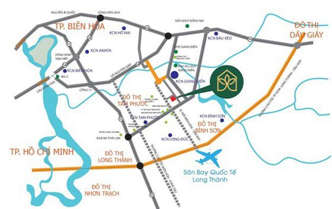 Thuận kinh doanh - lợi đầu tư cùng Biên Hòa Golden Town