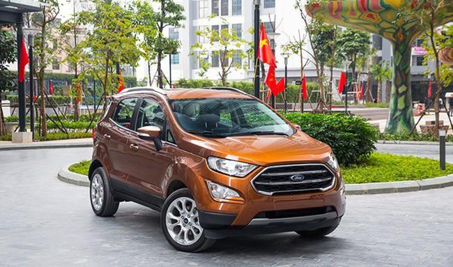 Ford EcoSport 2018 - Thông minh hơn, an toàn hơn