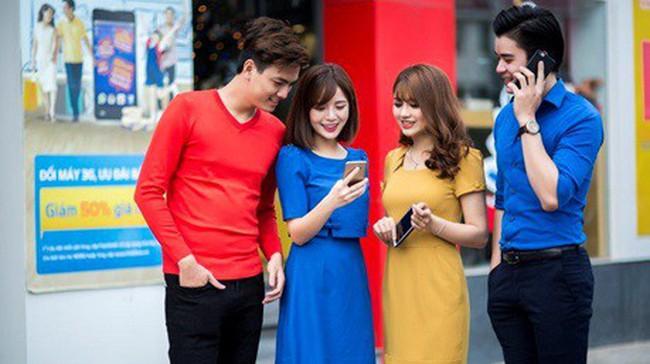 MobiFone tặng voucher mua sắm cho thuê bao di động