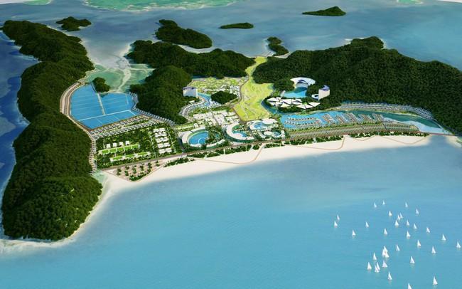 Đặc khu kinh tế Vân Đồn sẽ tập trung phát triển du lịch, khách sạn