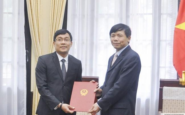 Bộ Ngoại giao bổ nhiệm nhân sự mới