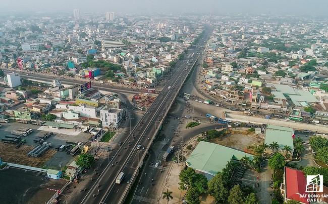 TP.HCM đề xuất xây dựng đường trên cao kết nối với sân bay Tân Sơn Nhất