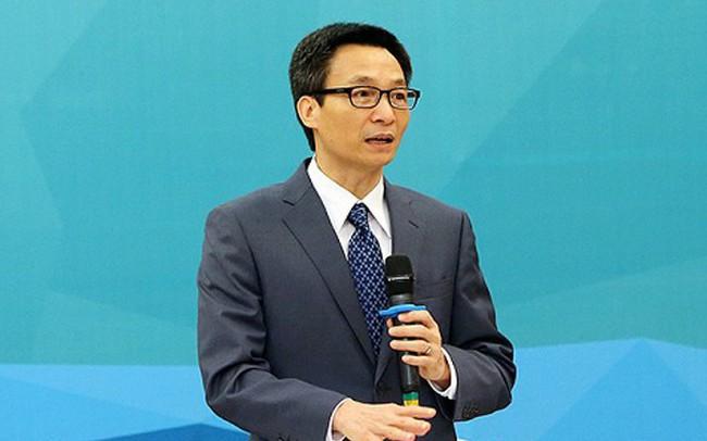 Phó Thủ tướng Vũ Đức Đam: Việt Nam không nỗ lực vượt bậc thì việc cải thiện là không thể chứ đừng nói chuyện giữ được vị thế!