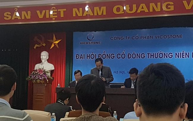 ĐHCĐ Vicostone: Ông Hồ Xuân Năng tự tin VCS sẽ giữ được tốc độ tăng trưởng doanh thu ở mức 20% từ 10-15 năm tới
