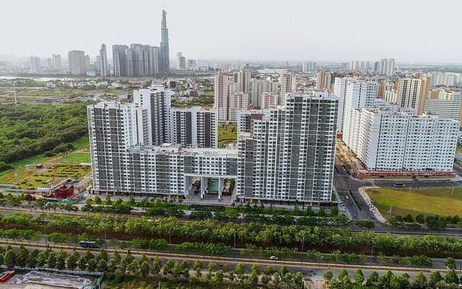 TPHCM: Nhà tái định cư  chuyển thành nhà ở thương mại giá cao chót vót 65 triệu đồng/m2