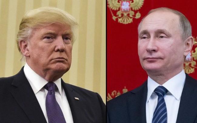 Trump ra hình phạt mạnh nhất với Nga vì can thiệp bầu cử