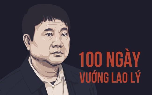 Những con số đáng chú ý trong phiên tòa xét xử ông Đinh La Thăng ngày 19/3