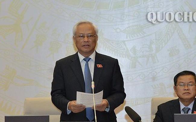 Bộ trưởng Bộ Tư pháp thẳng thắn nhận trách nhiệm thuộc lĩnh vực phụ trách