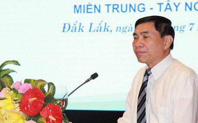 Nguyên cục trưởng Cục Chính trị - Hậu cần nói gì sau khi bị đề nghị kỷ luật?