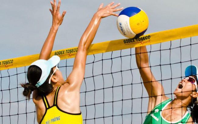 Hà Nội bỏ tiền xây dựng sân bóng chuyền bãi biển tại Mỹ Đình
