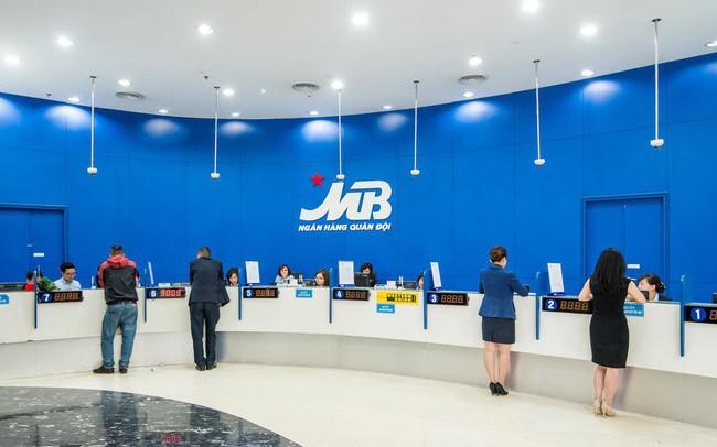 MB lên kế hoạch trả cổ tức và cổ phiếu thưởng 25% năm 2018