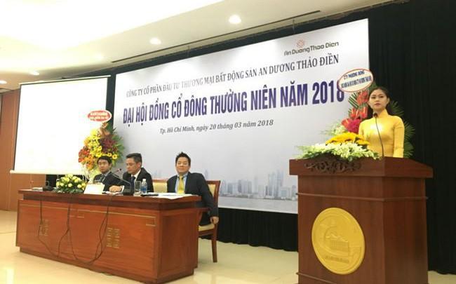 ĐHĐCĐ HAR: Quý 2/2018 sẽ khôi phục thương hiệu xà bông Cô Ba, không chia cổ tức 2017