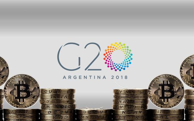 G20 có thể sẽ đánh thuế giao dịch tiền số