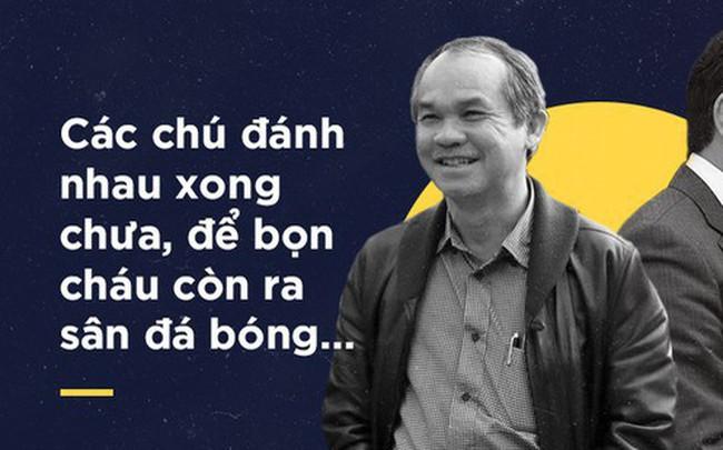 """Bầu Đức """"chiến đến cùng"""" với bầu Tú: Ai thắng, bóng đá Việt Nam cũng thua!"""