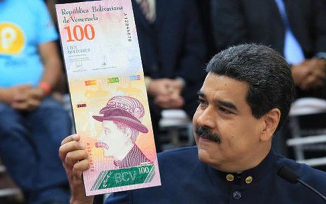 Đối mặt siêu lạm phát, Venezuela xóa bớt 3 số 0 trên đồng tiền