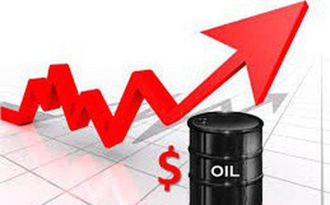 Dầu tăng mạnh trở lại vượt ngưỡng 70 USD/thùng