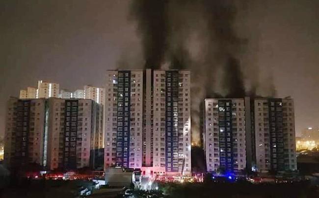 Những kỹ năng nhất định phải biết để sống sót khi cháy chung cư