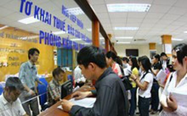 Rút đề xuất hợp nhất cơ quan thu thuế và bảo hiểm xã hội