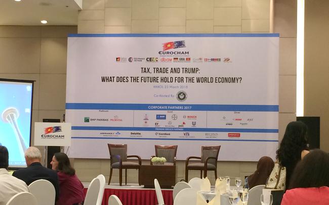 Chiến tranh thương mại toàn cầu, tương lai nào cho nền kinh tế thế giới?