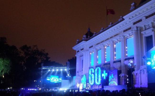 Một giờ tắt điện, Việt Nam tiết kiệm được 834 triệu đồng