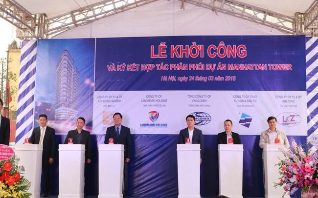 """""""Đất vàng"""" Lê Văn Lương có thêm dự án mới"""