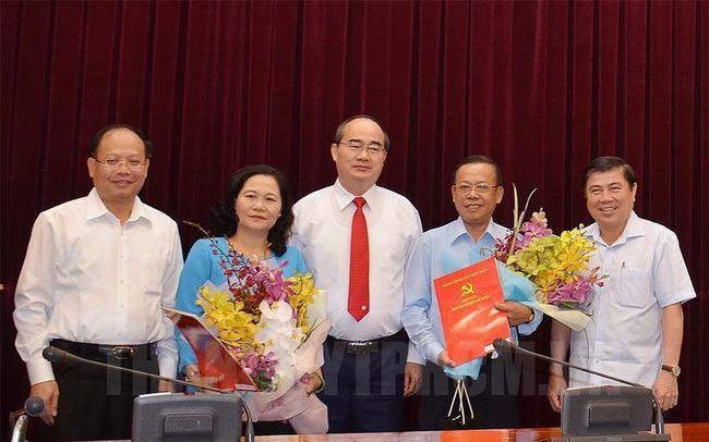 Bà Nguyễn Thị Lệ làm Trưởng Ban Tổ chức Thành ủy TP.HCM