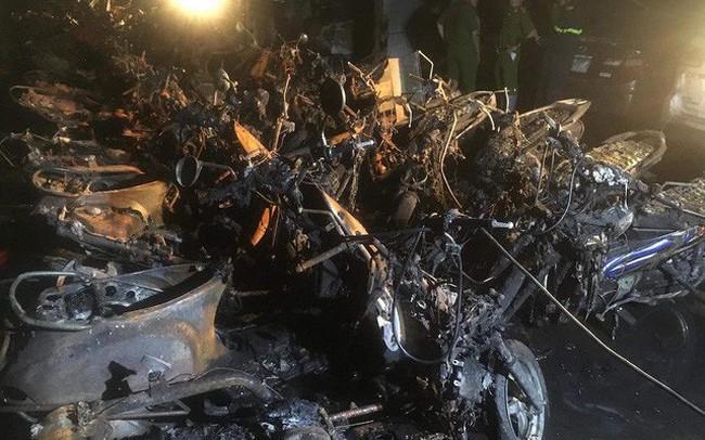 Diễn biến mới nhất về vụ cháy chung cư Carina Plaza: Khởi tố vụ án hình sự