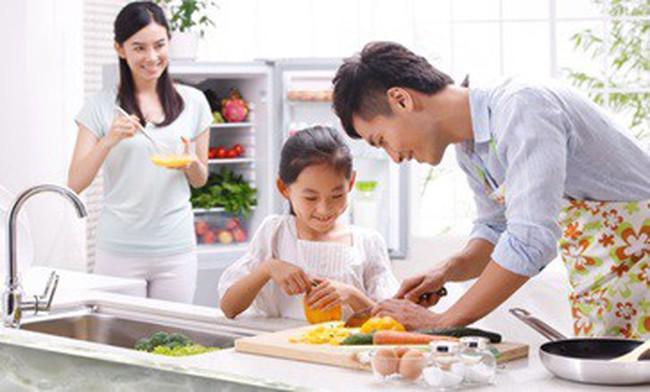 Phụ nữ hiện đại giờ đã tự tin giao phó việc nhà cho chồng