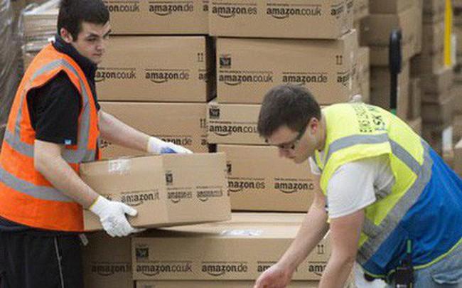 Amazon vượt mặt Google để trở thành nơi làm việc đáng mơ ước nhất thế giới