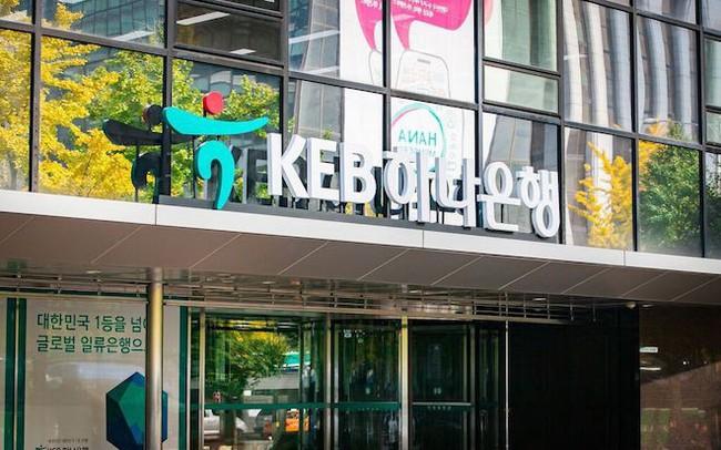 Ngân hàng KEB Hana Chi nhánh HCM được tăng vốn lên gấp đôi