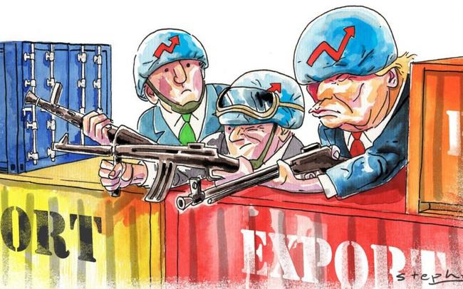 Mỹ đang tìm cách ngăn chiến tranh thương mại với Trung Quốc?