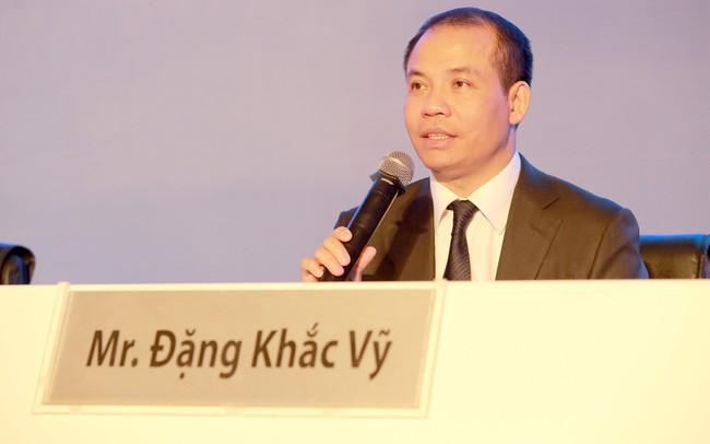 Ông Đặng Khắc Vỹ, Chủ tịch HĐQT VIB: