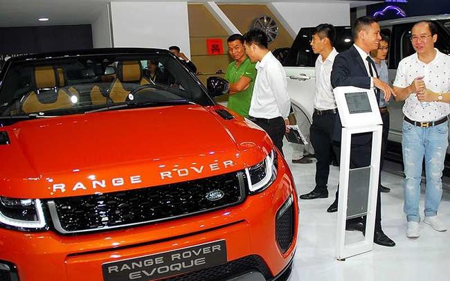 Bước ngoặt bất ngờ trên thị trường ô tô Việt Nam