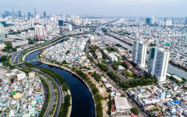 Nhà đầu tư địa ốc Nhật Bản muốn tham gia vào các dự án di dời hàng chục nghìn nhà lụp xụp ven kênh TP.HCM