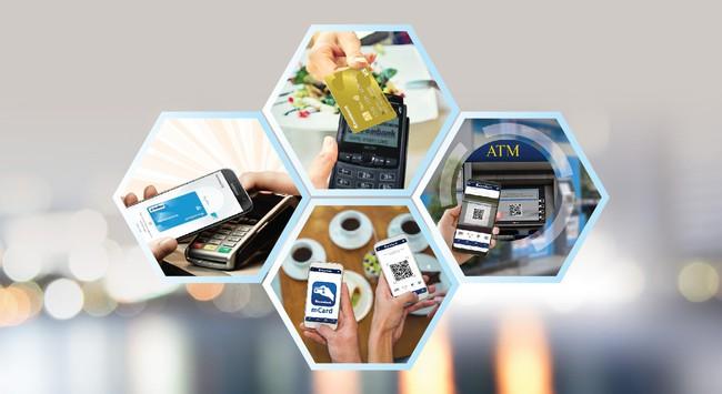 Rút tiền không cần thẻ với công nghệ đột phá mới
