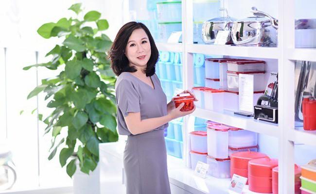 Câu chuyện về người phụ nữ kinh doanh thành công nhờ đam mê làm bếp