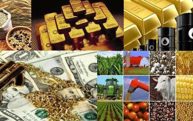 Thị trường hàng hóa ngày 30/3: Giá đường thấp nhất 2,5 năm, nhôm rẻ nhất 8 tháng, trong khi giá dầu, cao su, thép, gạo tăng đồng loạt